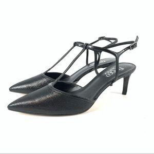 Franco Sarto Jubilant Heels Black Size 8
